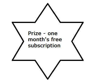 Free one month's subscription