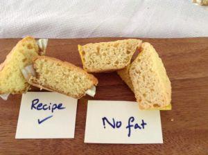 cake no fat